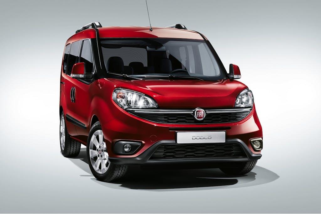 Fiat Doblò 2015: sempre più auto