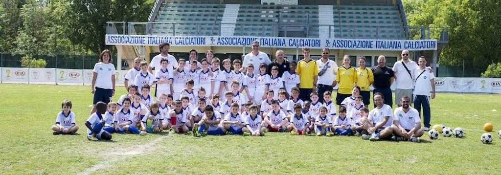 Kia Camp 2014-2015