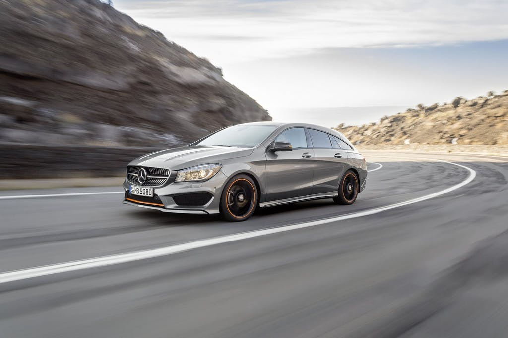 Mercedes-Benz CLA Shooting Brake: lo sport si fa spazio