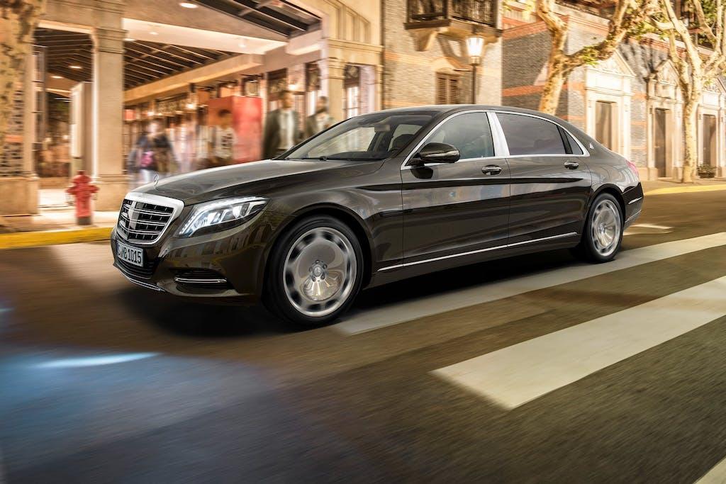 Mercedes-Maybach Classe S: il silenzio è d'oro