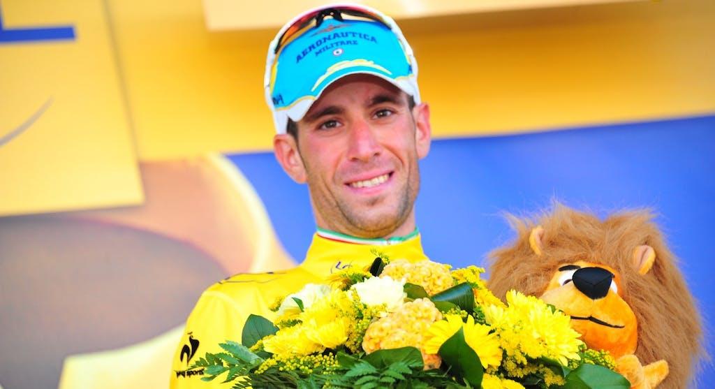 KTM celebra Nibali a Genova
