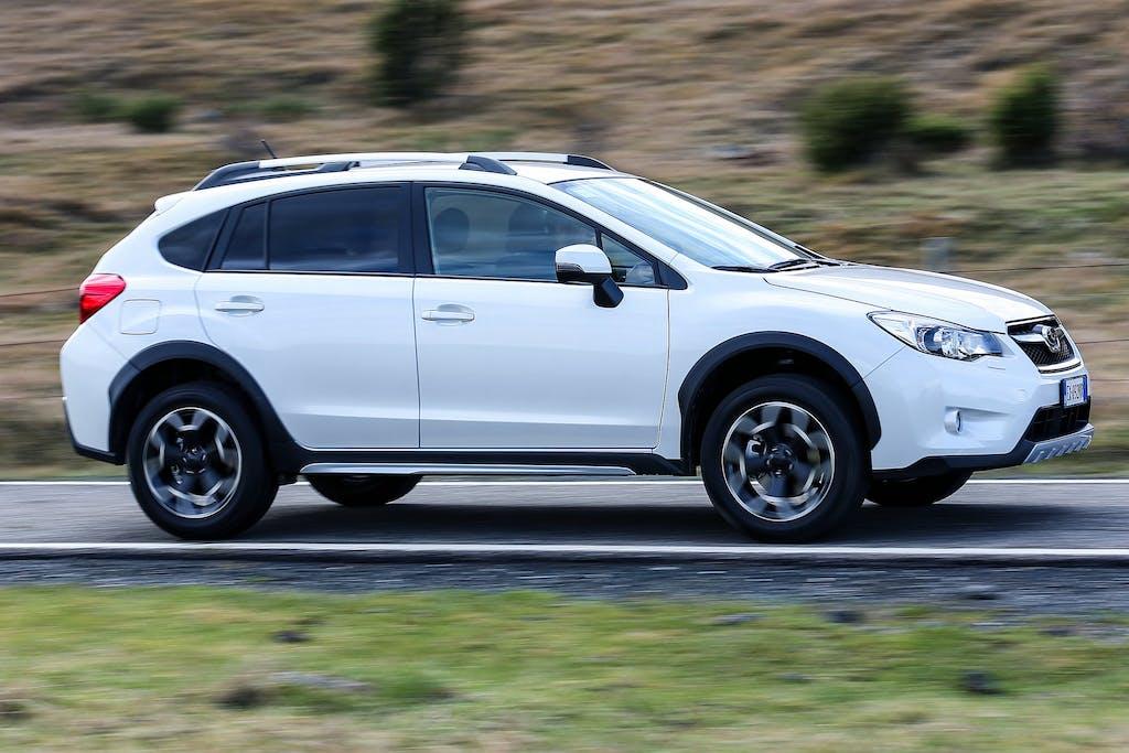 Subaru XV Adventure: full optional dal look off road
