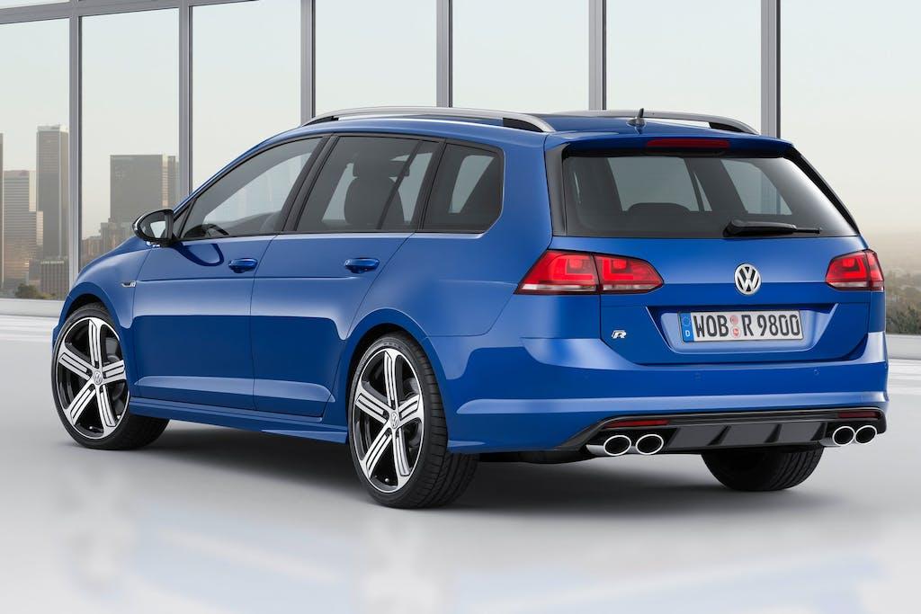 Volkswagen Golf R Variant: la cattiva in famiglia