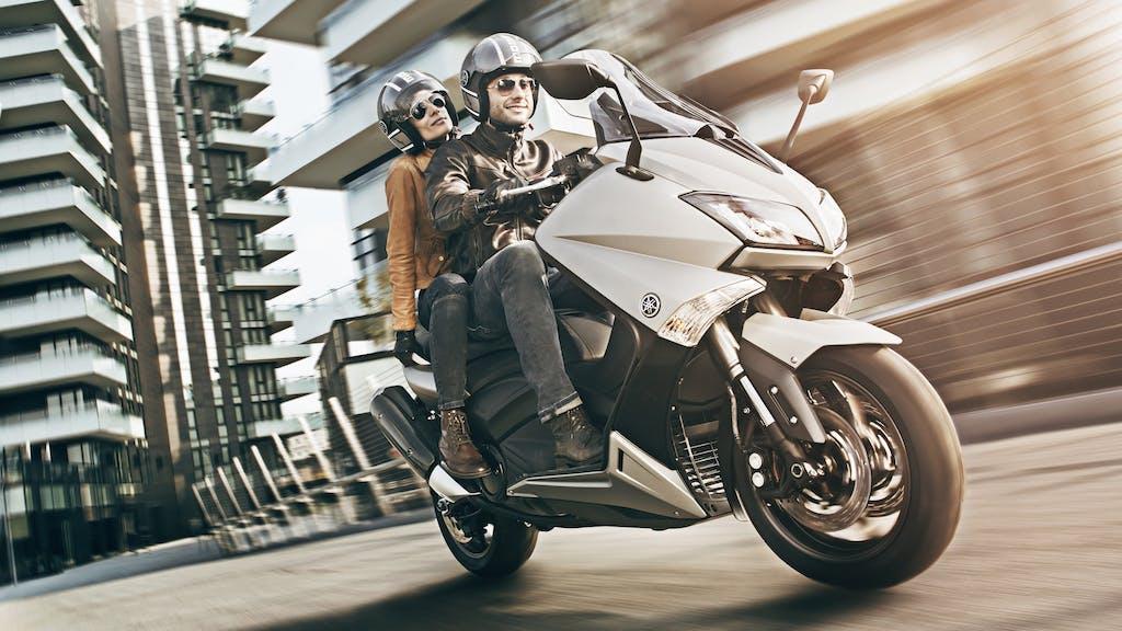 Yamaha TMax 2015 & Limited Edition Iron Max