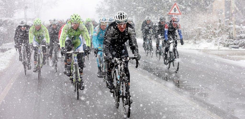 Scarpe bici invernali: A qualcuno piace caldo