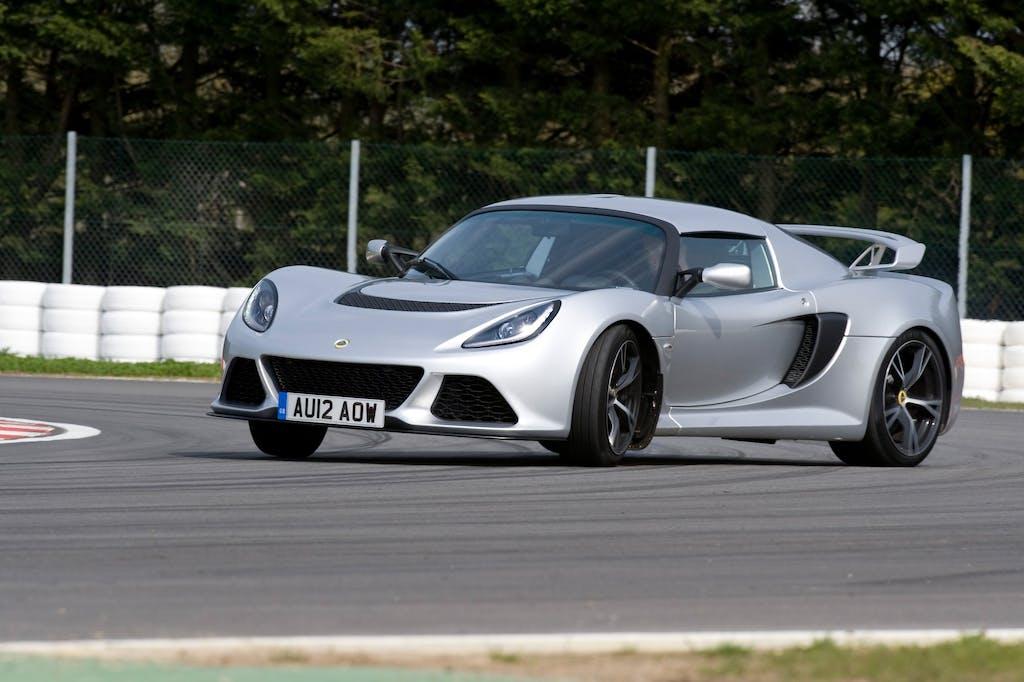 Lotus Exige S Automatic: un decimo di vantaggio