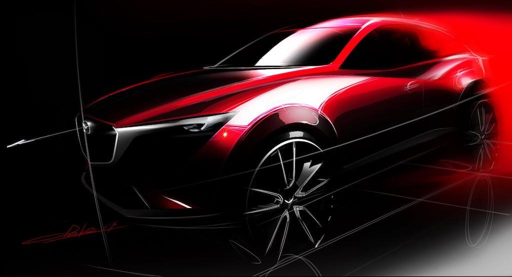 Mazda CX-3: il tassello mancante