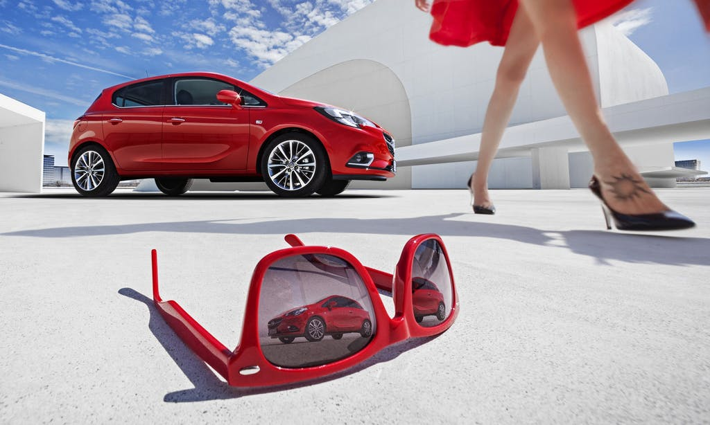 Prova Opel Corsa 2015: oltre le apparenze