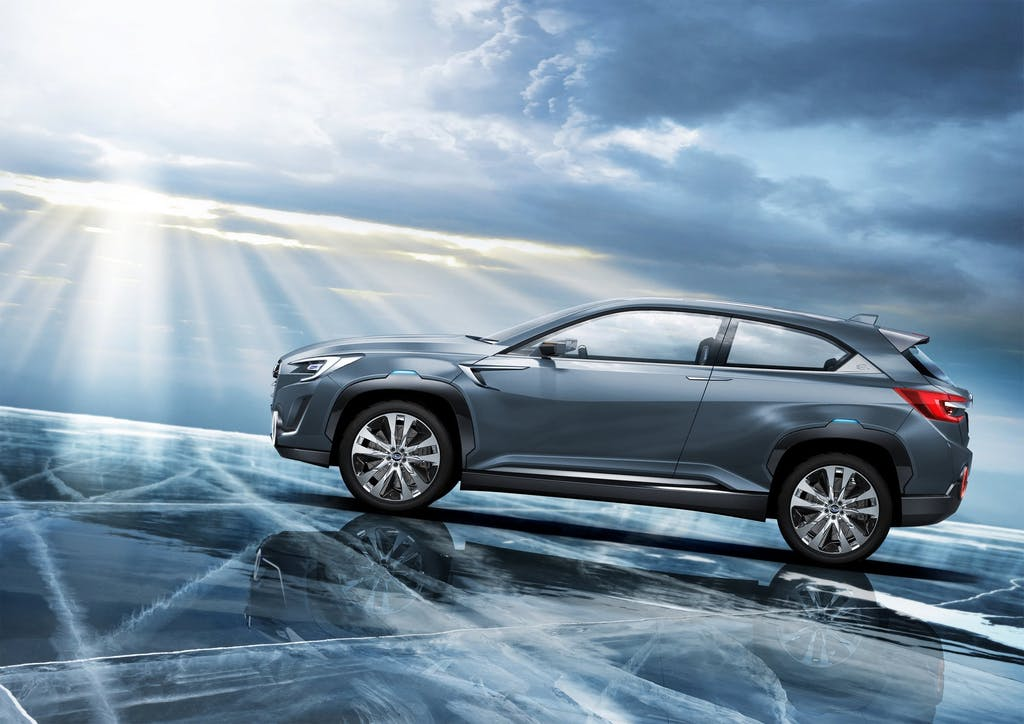Subaru Winter Check 2014