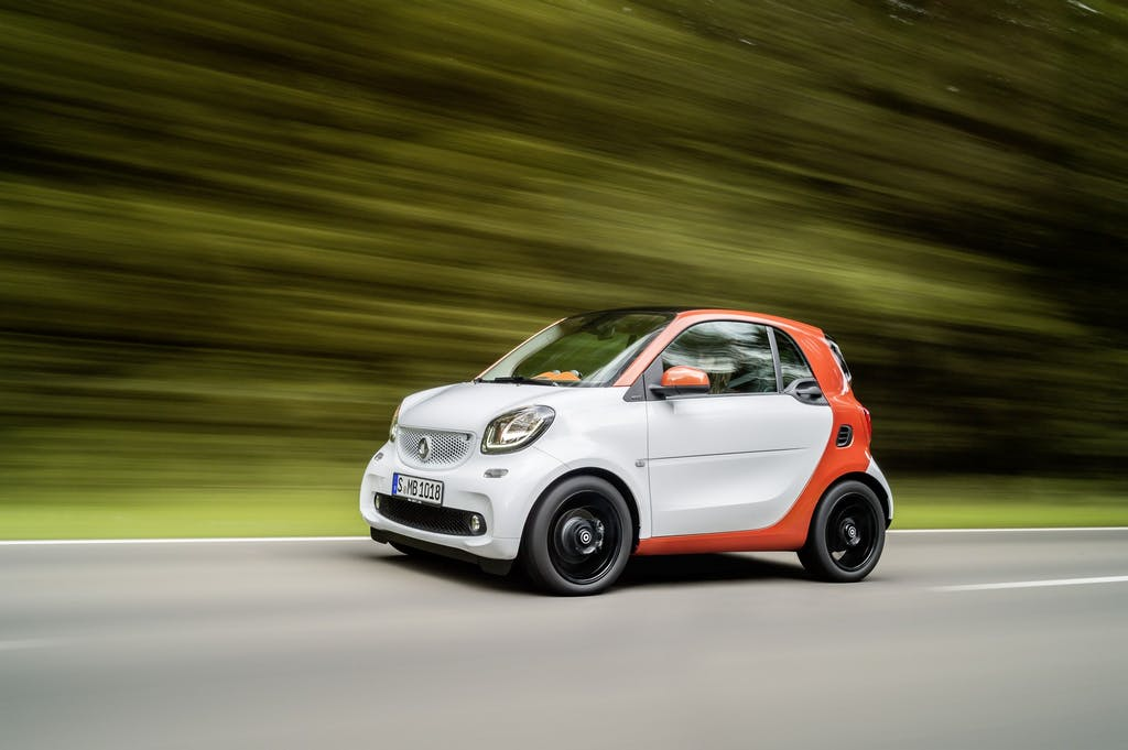 Smart fortwo 60 Youngster