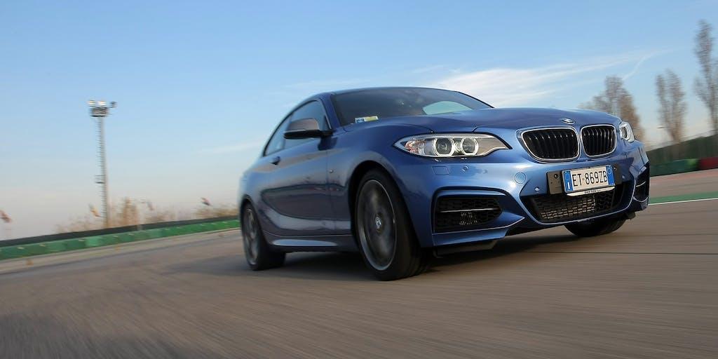 Prova BMW M235i Coupé