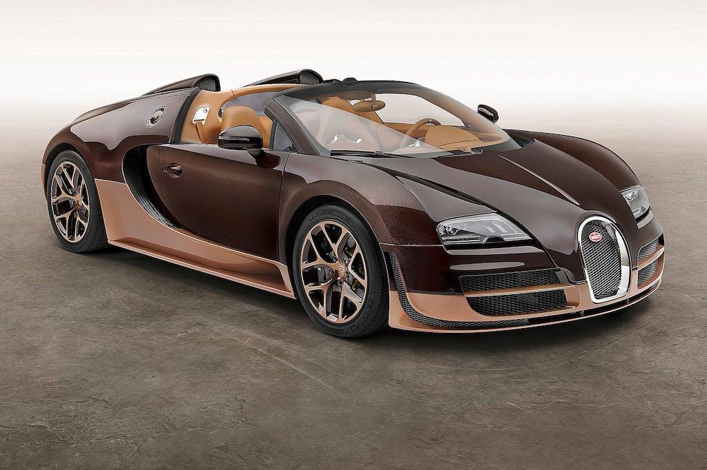 Bugatti Veyron 16.4 Grand Sport Vitesse Rembrandt