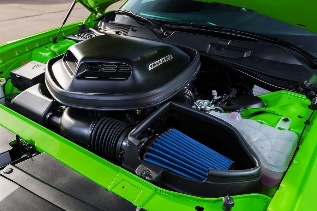 Dodge Challenger 2015: anima Yankee 2.0