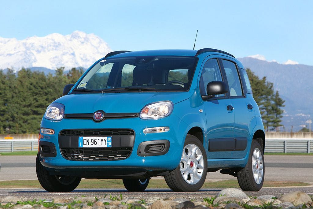 Fiat Panda 0.9 Natural Power