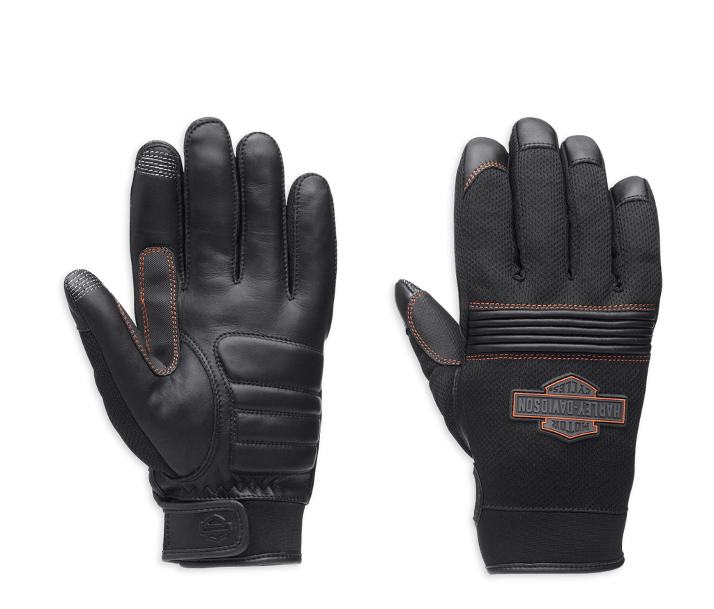 Harley-Davidson Haze Full-Finger Gloves