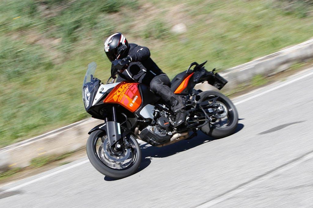 Prova KTM 1190 Adventure, sicurezza emozionante