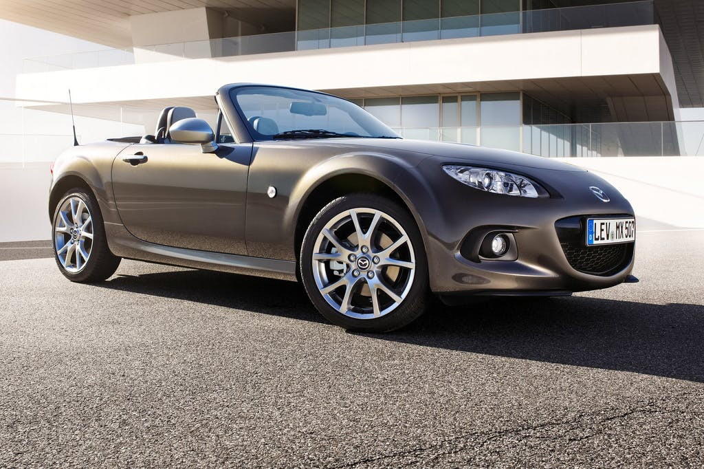 Mazda MX-5 Excite: 25 anni da festeggiare