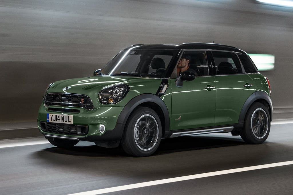 MINI Countryman MY14, ritocco soft