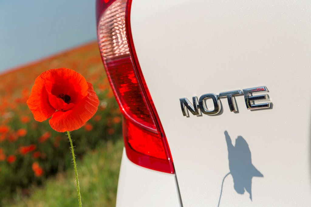 Nissan Note 1.2 ECO: bifuel da 76 cv