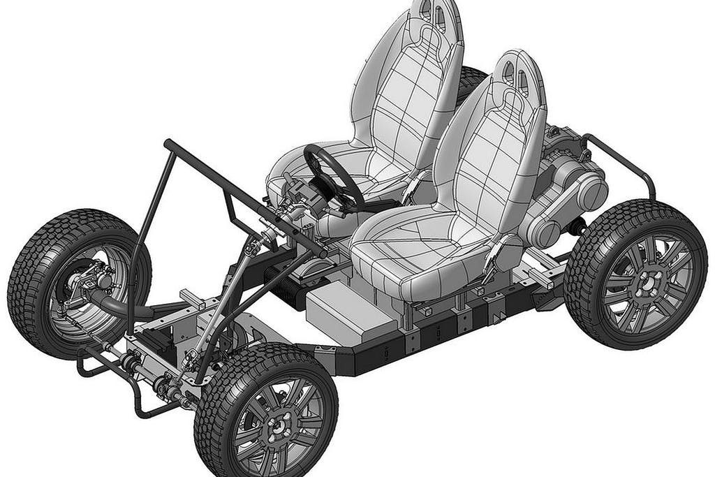 OSVehicle Tabby: la frontiera delle kit car