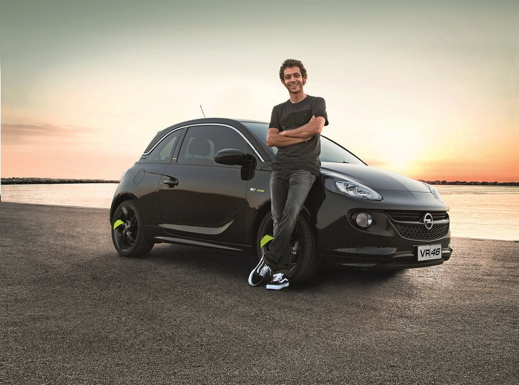 Opel Adam VR46 Limited Edition: Vale approved