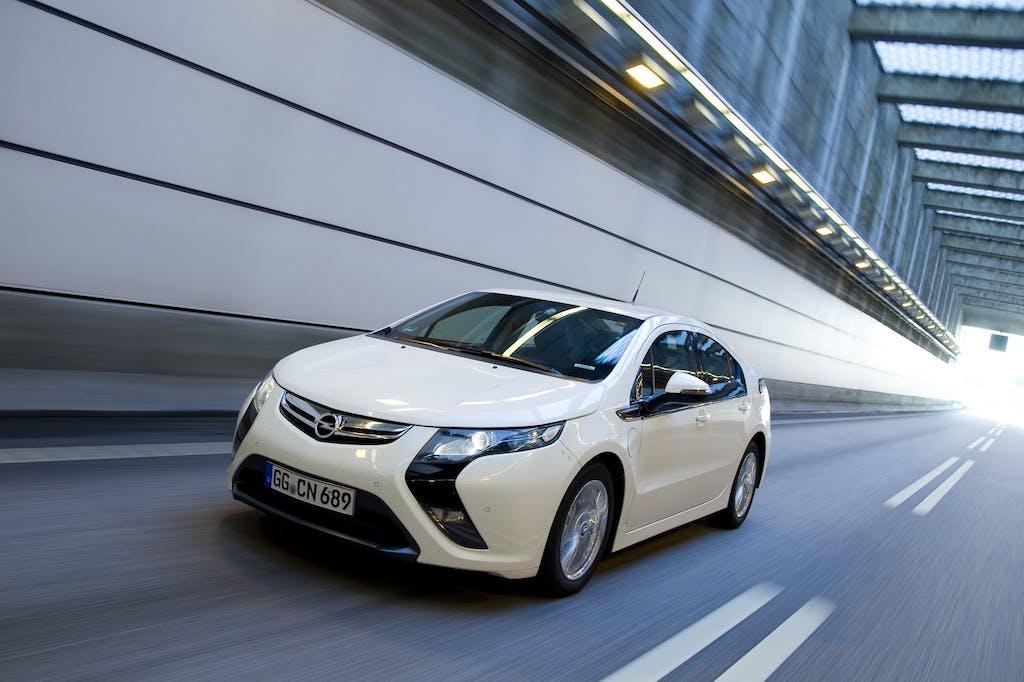 Opel Ampera E-REV
