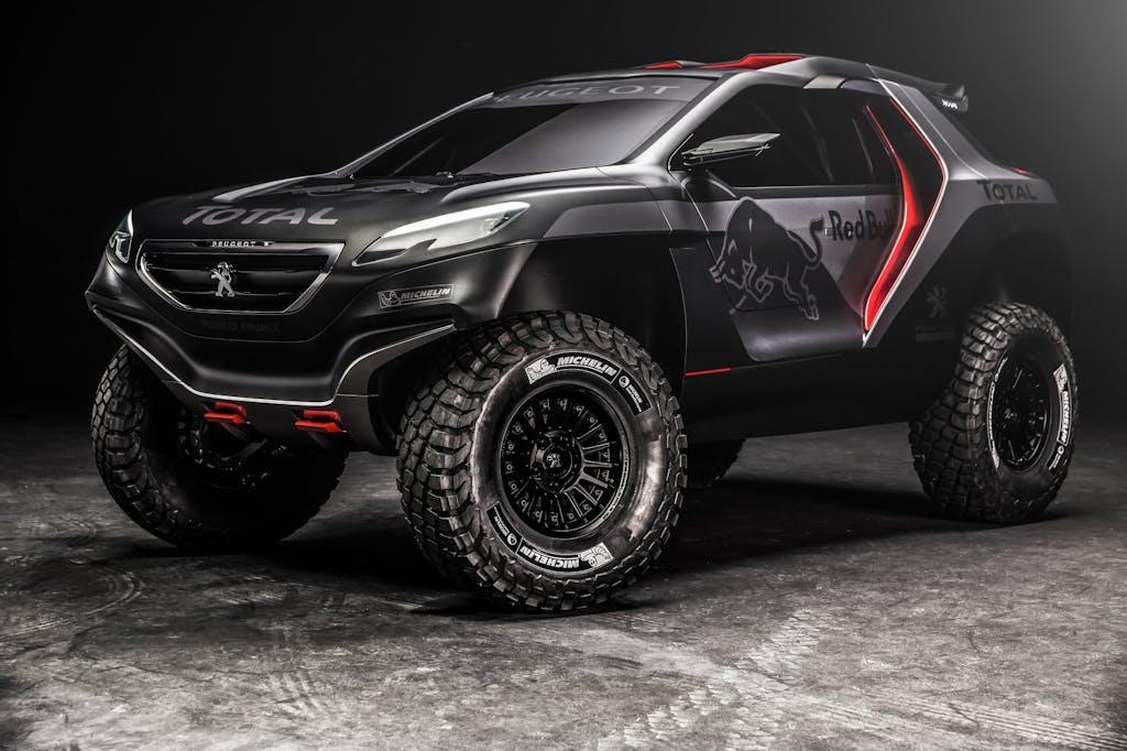 Peugeot 2008 DKR: il Leone per la Dakar 2015