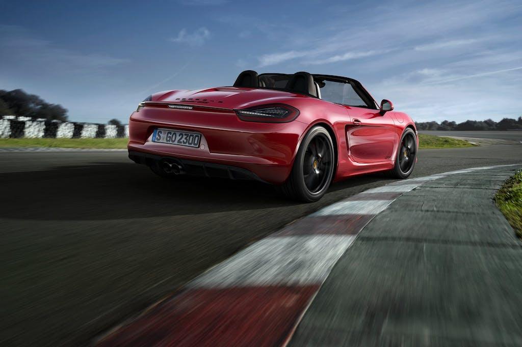 Porsche Boxster e Cayman GTS: oltre le S