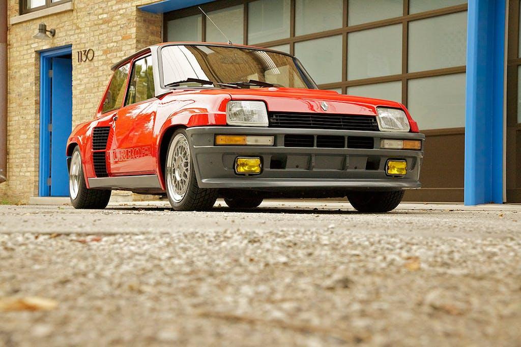 Renault 5 Turbo: buona, brutta e cattiva