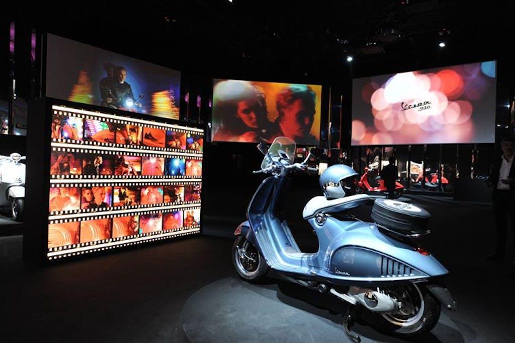 Vespa e Vogue Italia: lo stile è unico