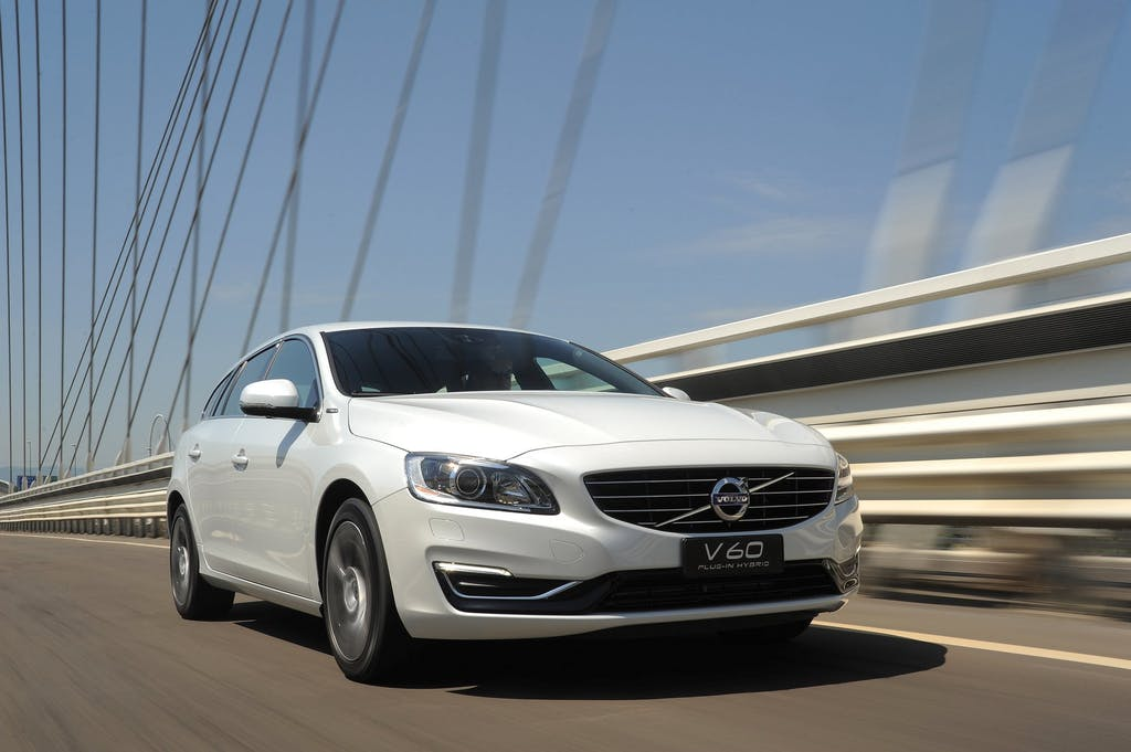 Volvo V60 D6 Plug-in AWD Geartronic