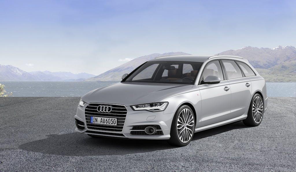 Audi A6 e A6 Avant 2015: un gradino più in alto
