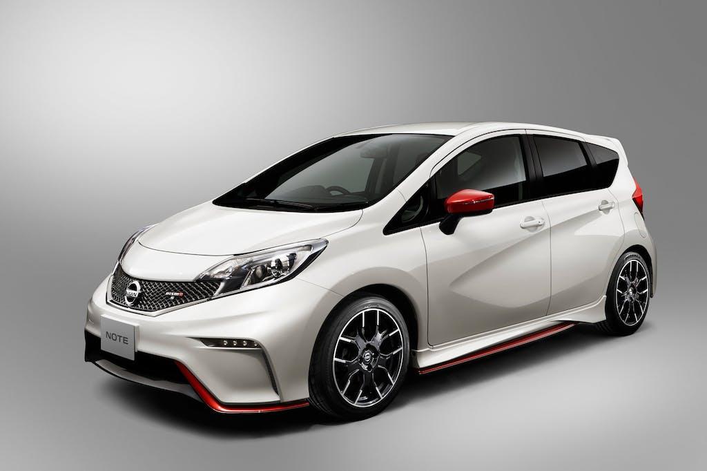 Nissan Note Nismo: cambio d'identità