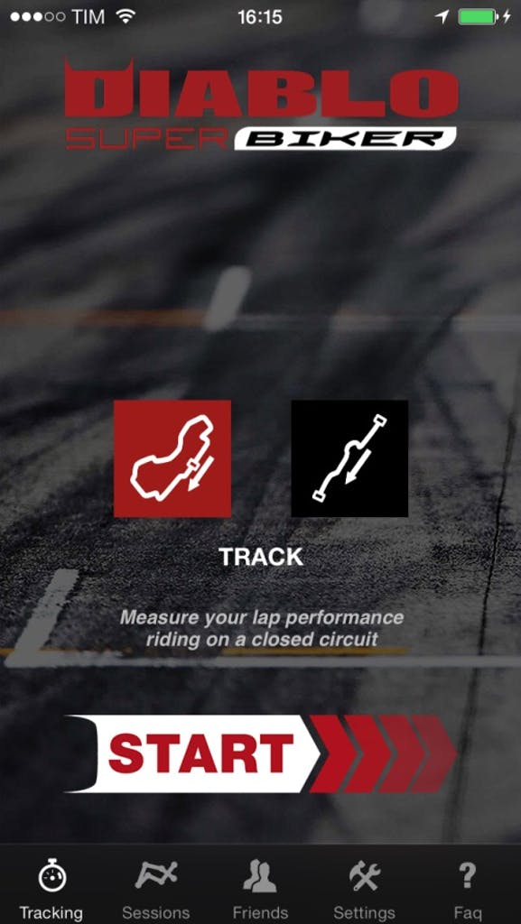 Pirelli Diablo Superbiker: la app si rinnova