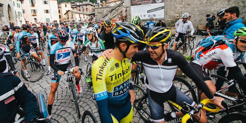 Contador, chi l'ha visto?