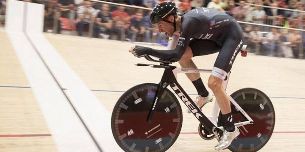 Voigt e Trek, nuovo record dell'ora
