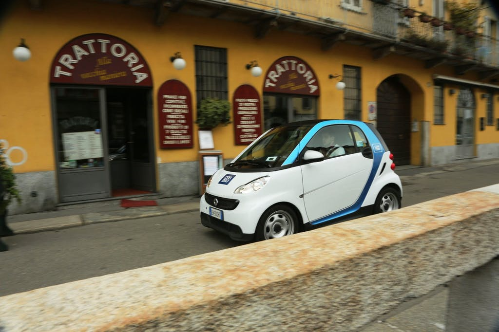 Happy Birthday, car2go!