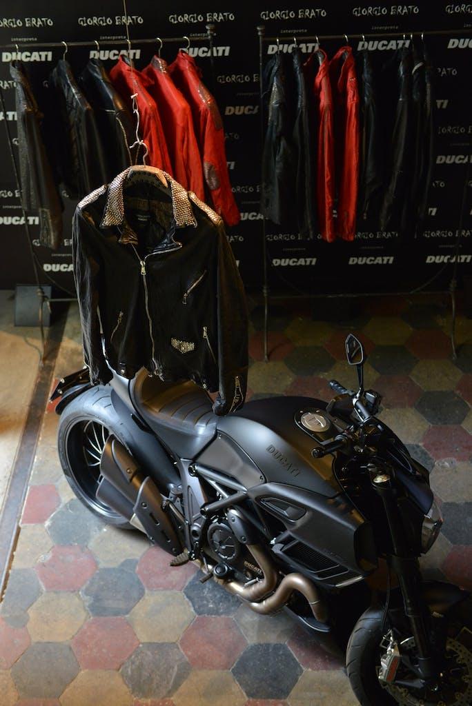 Giorgio Brato & Ducati Capsule Collection