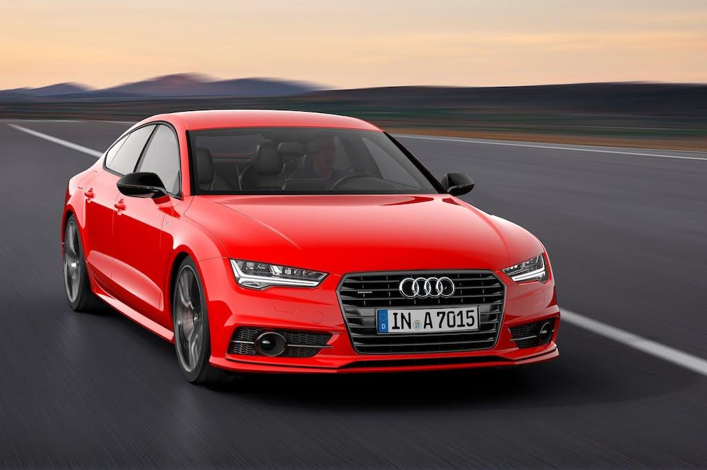 Audi A7 Sportback 3.0 TDI competition: l'apice del td