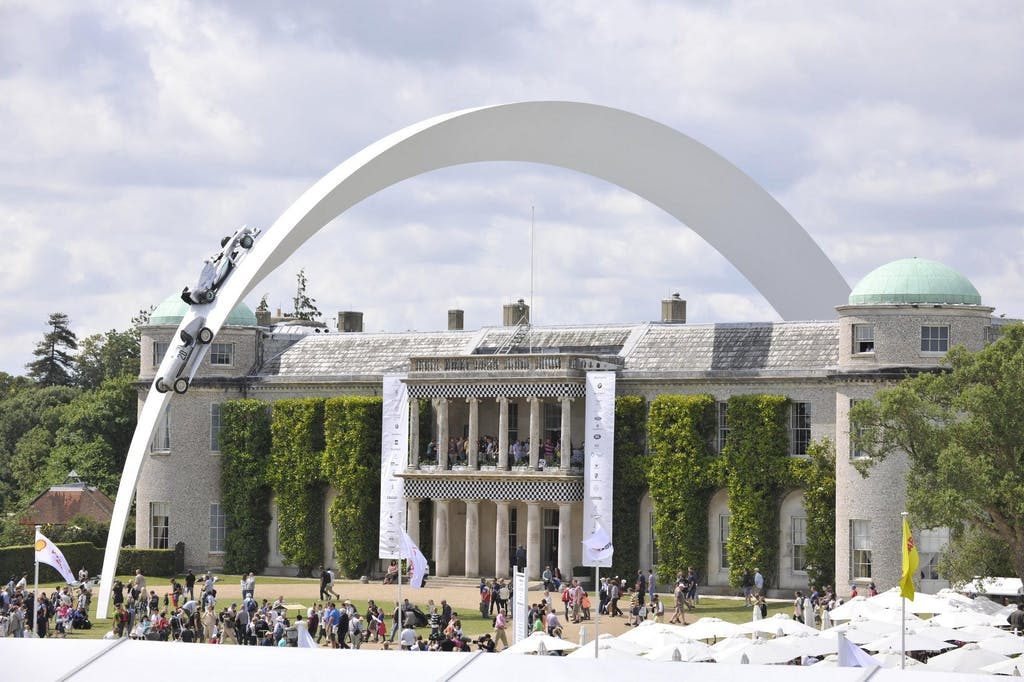 Goodwood 2014: la festa è qui