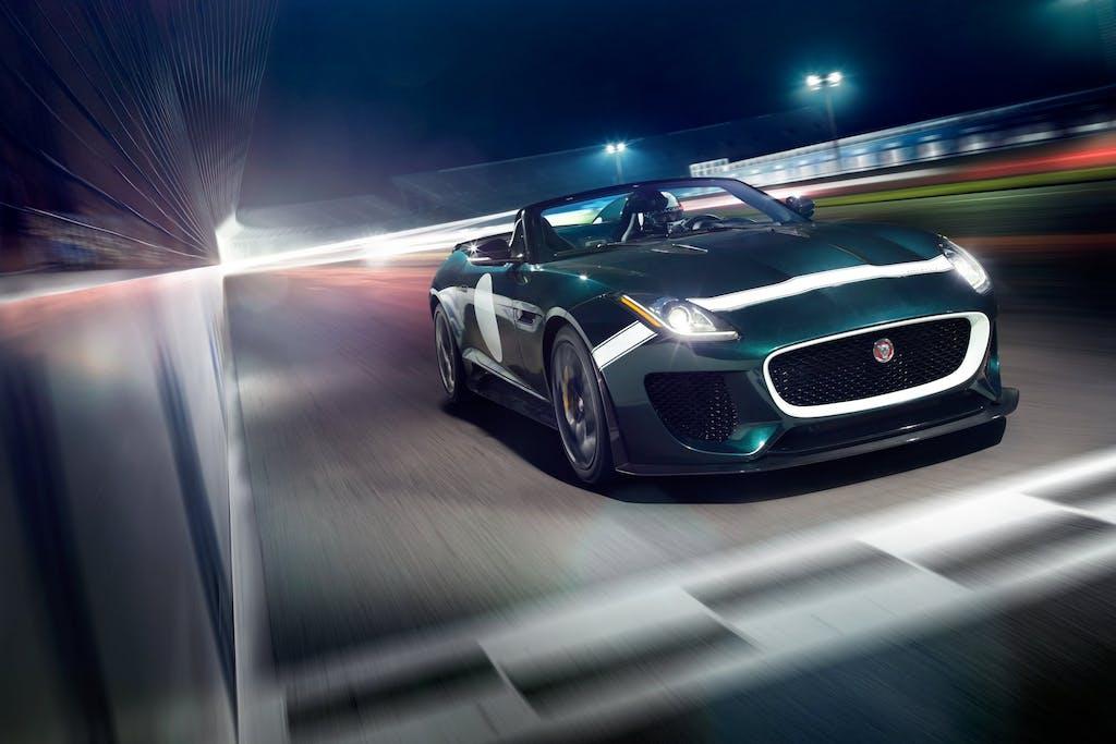 Jaguar F-Type Project 7: il Giaguaro più feroce