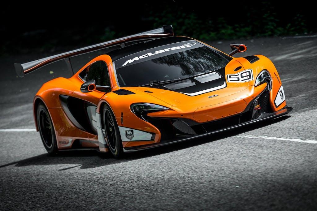 McLaren 650S GT3: orizzonte endurance