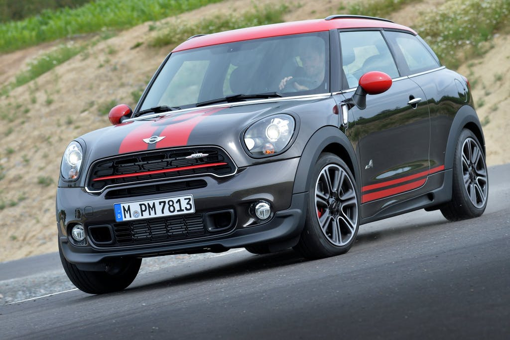 Countryman e Paceman 2015: MINI lifting