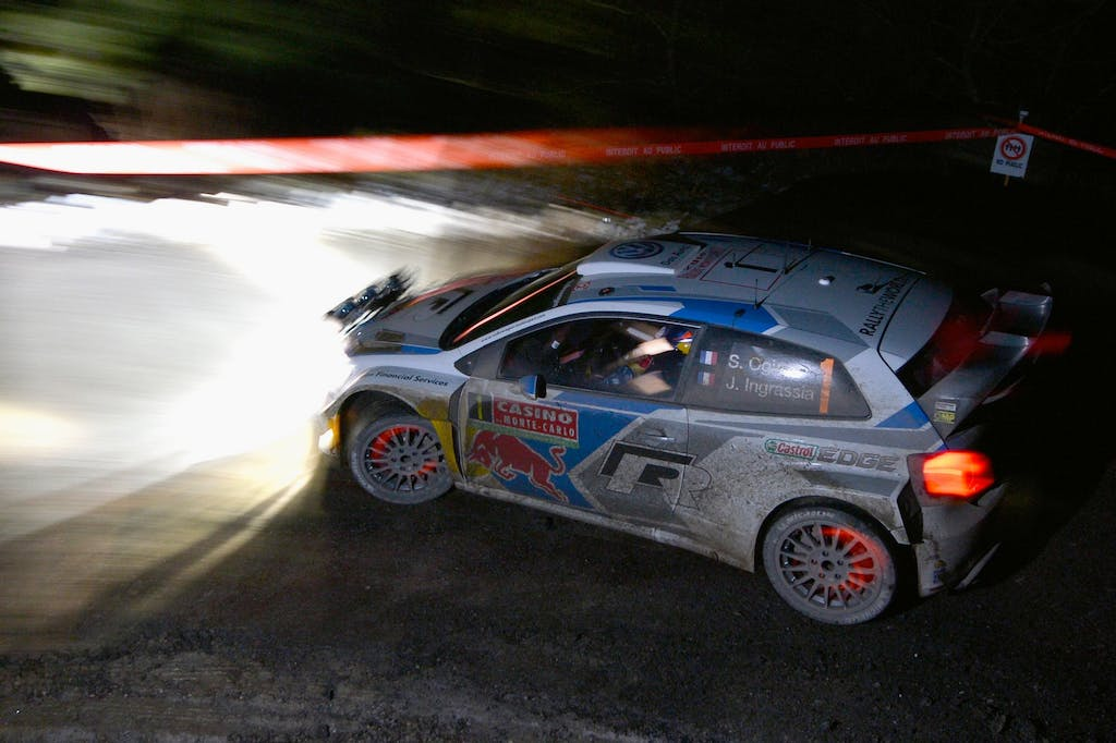 WRC Rally Montecarlo 2014 Day 3