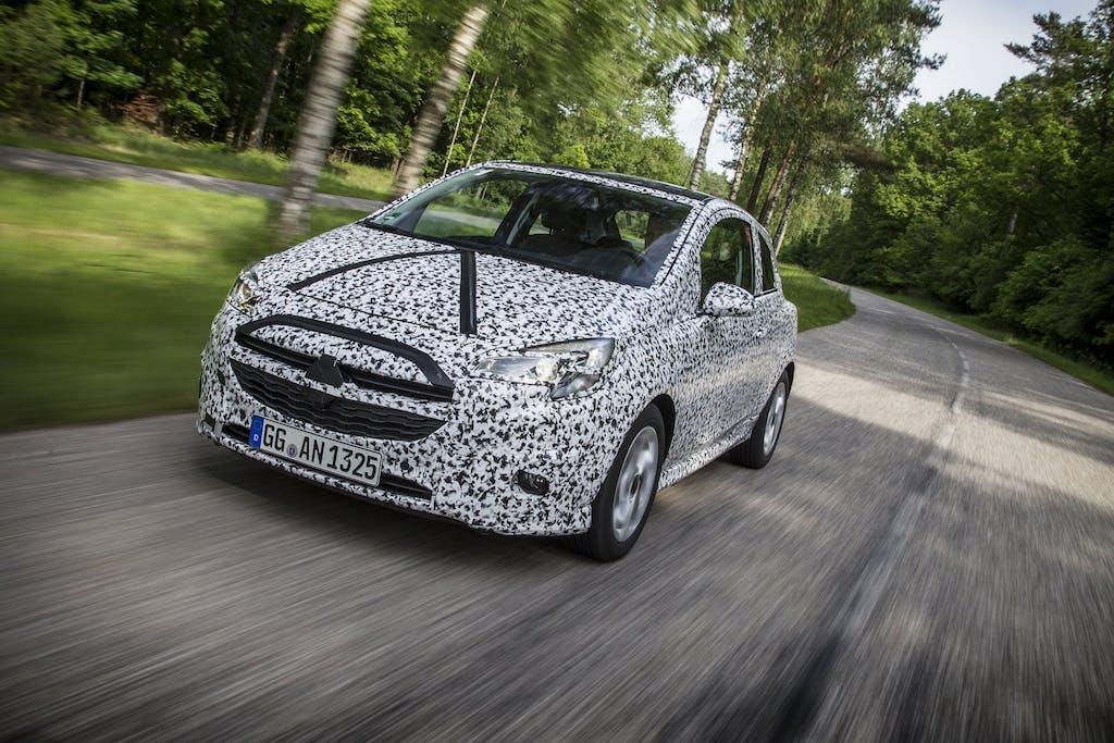 Nuova Opel Corsa: l'attesa sta per finire
