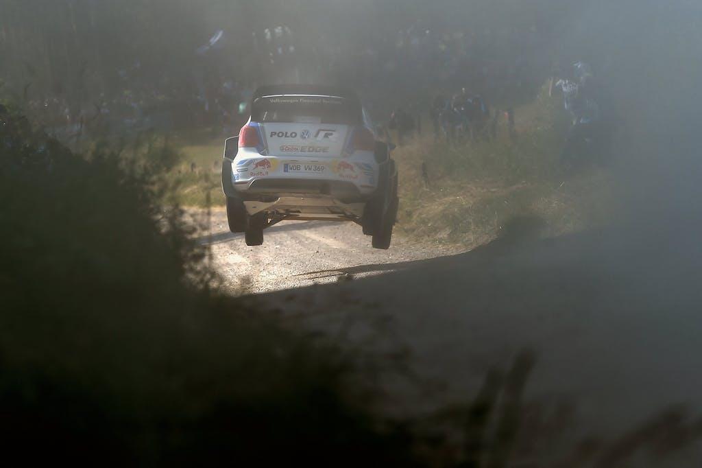 WRC Rally di Polonia: Volkswagen über alles