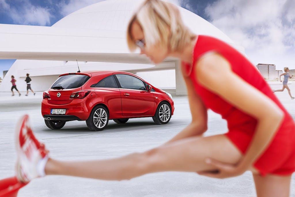 Opel Corsa 2015: il bello è dentro
