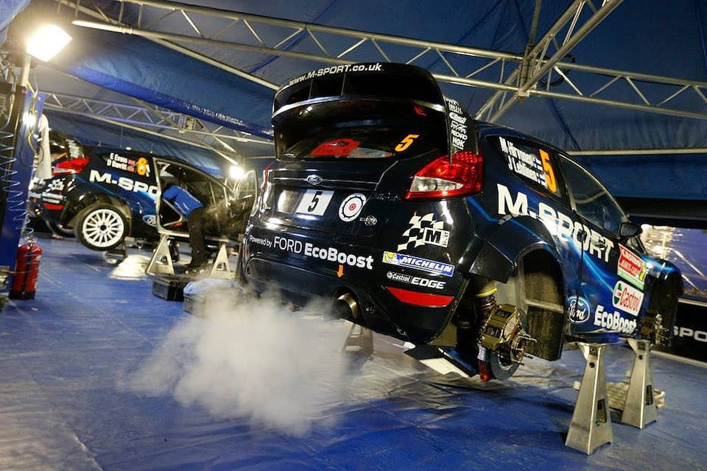 WRC Rally Montecarlo 2014 Day 1