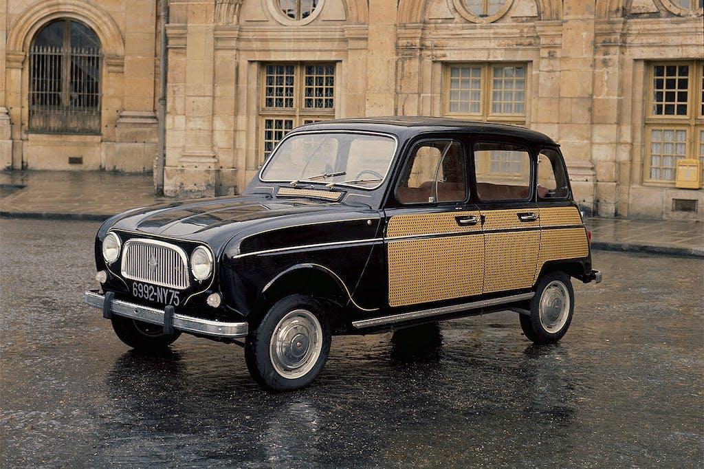Renault 4: l'inizio di un'era
