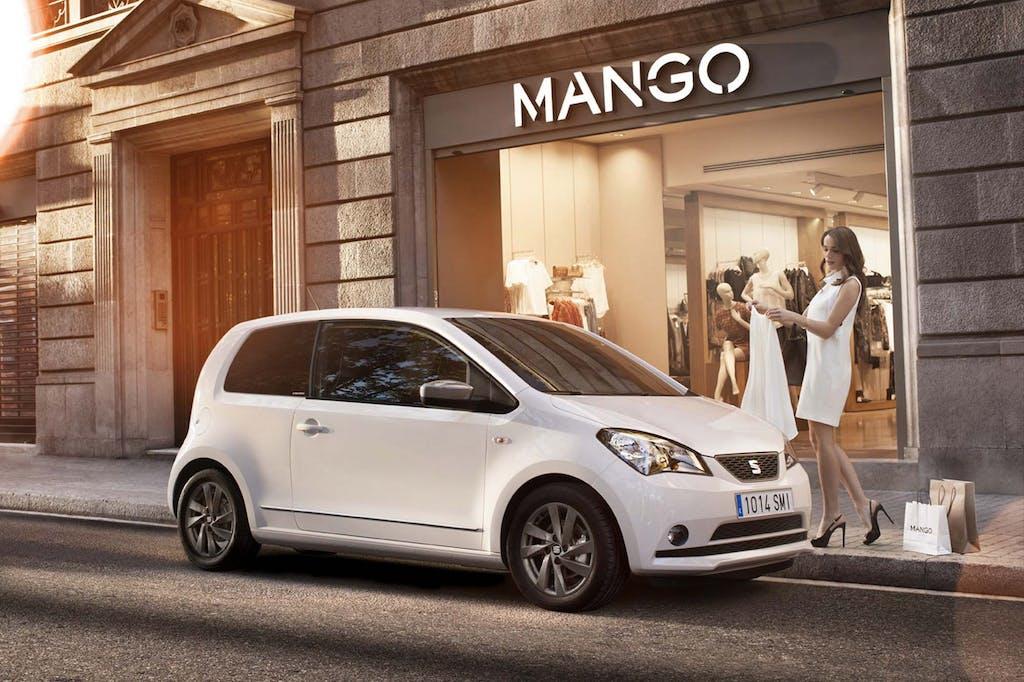 Seat Mii by Mango: la moda sale in auto